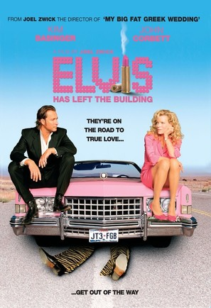 Elvis Has Left the Building - Movie Poster (thumbnail)