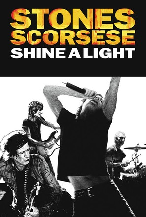 Shine a Light - Movie Poster (thumbnail)