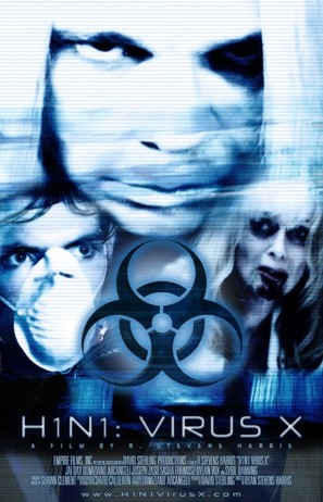 H1N1: Virus X - Movie Poster (thumbnail)