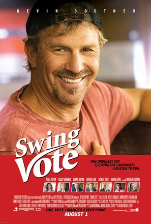 Swing Vote - Movie Poster (thumbnail)