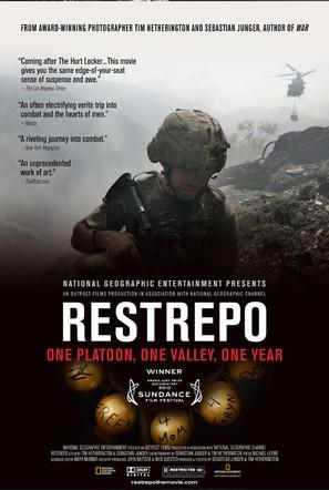 Restrepo - Movie Poster (thumbnail)