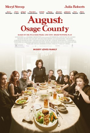 August: Osage County - Movie Poster (thumbnail)
