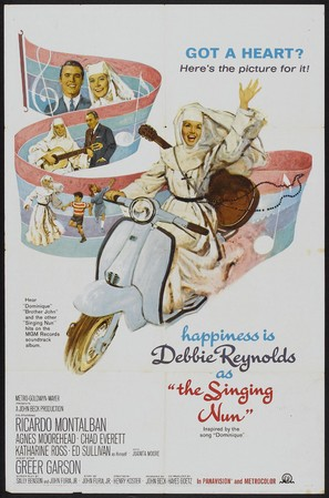 The Singing Nun - Movie Poster (thumbnail)
