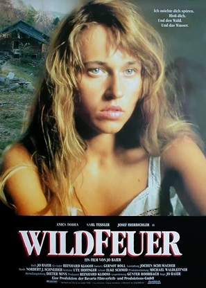 Wildfeuer - German Movie Poster (thumbnail)