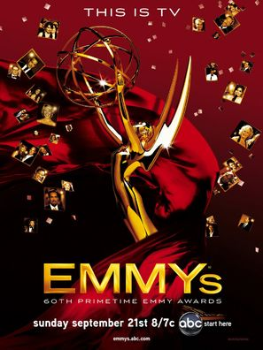 The 60th Primetime Emmy Awards - Movie Poster (thumbnail)