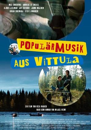 Populärmusik från Vittula - German Movie Poster (thumbnail)