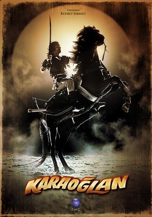 Karaoglan - Turkish Movie Poster (thumbnail)