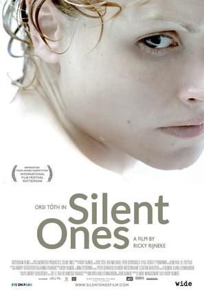 A csendesek - Dutch Movie Poster (thumbnail)