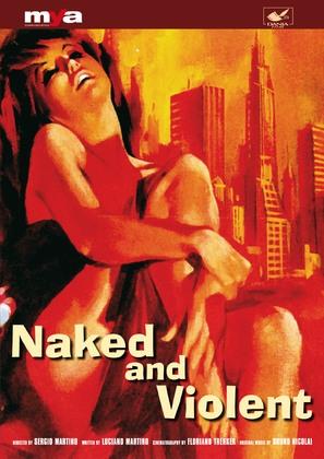 America così nuda, così violenta - DVD cover (thumbnail)