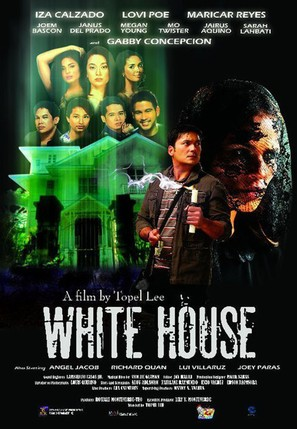 White House - Philippine Movie Poster (thumbnail)