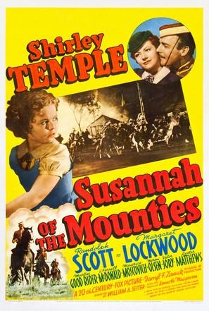 Susannah of the Mounties - Movie Poster (thumbnail)