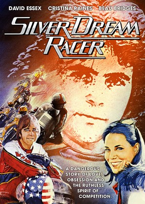 Silver Dream Racer - Movie Cover (thumbnail)