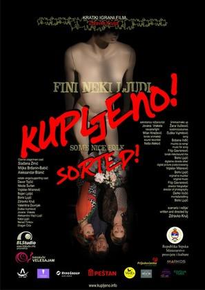 Kupljeno - Czech Movie Poster (thumbnail)