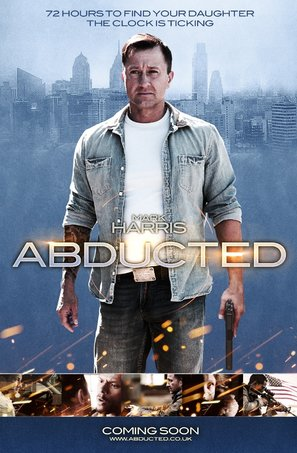 Abducted - British Movie Poster (thumbnail)