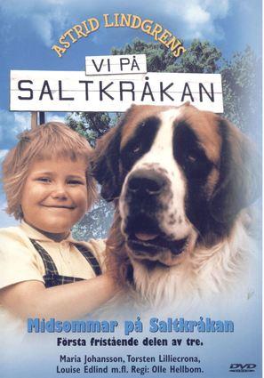 """Vi på Saltkråkan"" - Swedish DVD movie cover (thumbnail)"