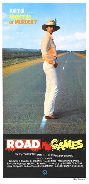 Roadgames - Australian Movie Poster (thumbnail)