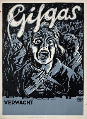 Giftgas - Dutch Movie Poster (thumbnail)