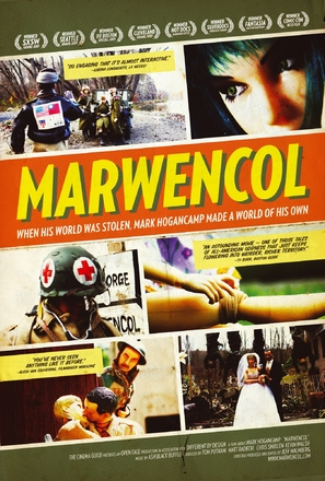 Marwencol - British Movie Poster (thumbnail)