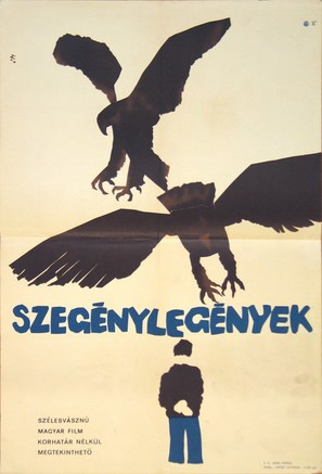 Szegénylegények - Hungarian Movie Poster (thumbnail)