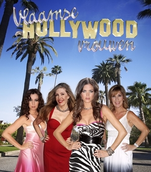 """Vlaamse Hollywood Vrouwen"" - Belgian Movie Poster (thumbnail)"