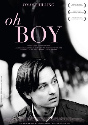 Oh Boy - German Movie Poster (thumbnail)
