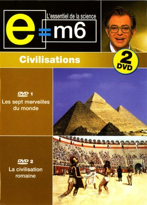 """E=M6"" - French DVD movie cover (thumbnail)"
