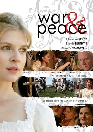 """War and Peace"" - DVD movie cover (thumbnail)"