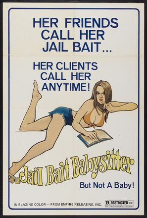 Jailbait Babysitter - Movie Poster (thumbnail)