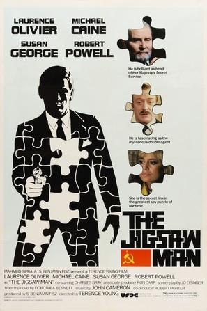 The Jigsaw Man - Movie Poster (thumbnail)
