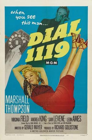 Dial 1119 - Movie Poster (thumbnail)