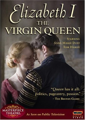 """The Virgin Queen"" - DVD cover (thumbnail)"