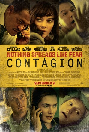 Contagion - Movie Poster (thumbnail)