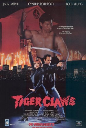 Tiger Claws - Movie Poster (thumbnail)