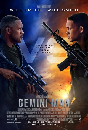 Gemini Man - Movie Poster (thumbnail)