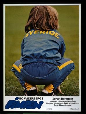 Fimpen - Swedish Movie Poster (thumbnail)
