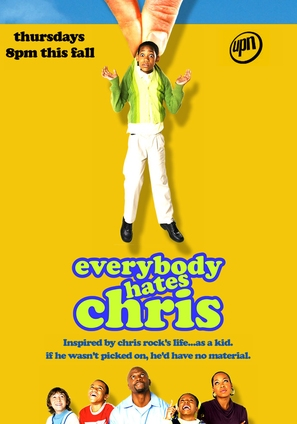 """Everybody Hates Chris"" - Movie Poster (thumbnail)"