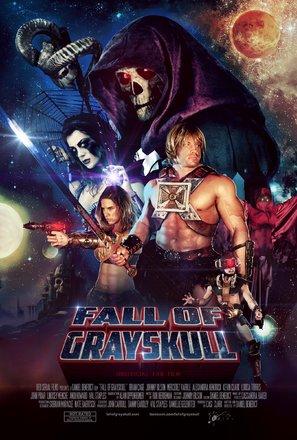 Fall of Grayskull - Movie Poster (thumbnail)