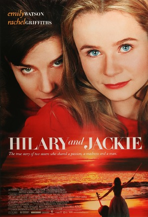 Hilary and Jackie - Movie Poster (thumbnail)