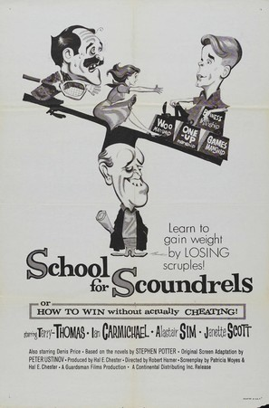 School for Scoundrels - Movie Poster (thumbnail)