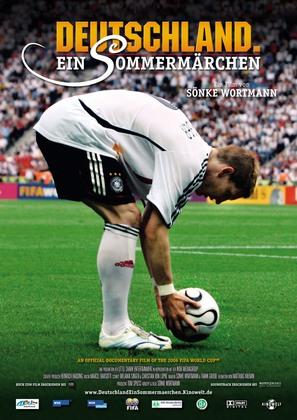 Deutschland. Ein Sommermärchen - German poster (thumbnail)