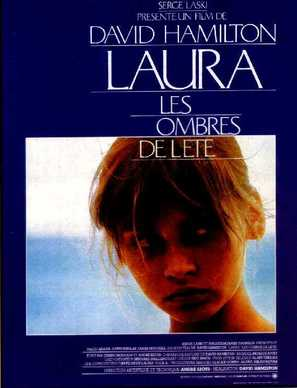 Laura, les ombres de l'été - French Movie Poster (thumbnail)