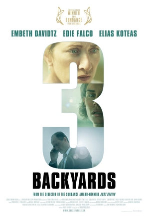 3 Backyards - Movie Poster (thumbnail)