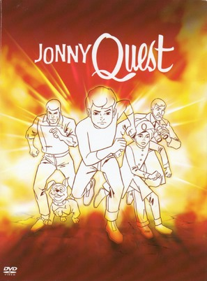"""Jonny Quest"" - DVD movie cover (thumbnail)"