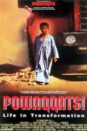 Powaqqatsi - Movie Poster (thumbnail)