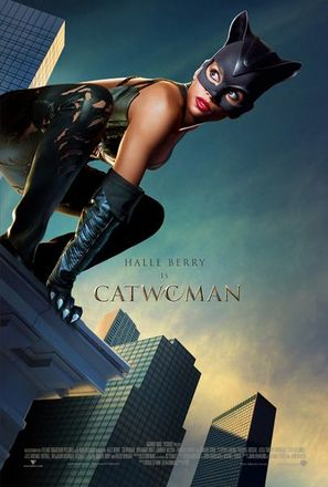 Catwoman - Movie Poster (thumbnail)