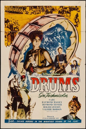 The Drum - Movie Poster (thumbnail)
