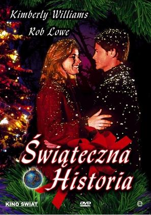 The Christmas Shoes - Polish DVD cover (thumbnail)