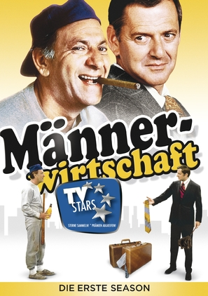 """The Odd Couple"" - German Movie Cover (thumbnail)"
