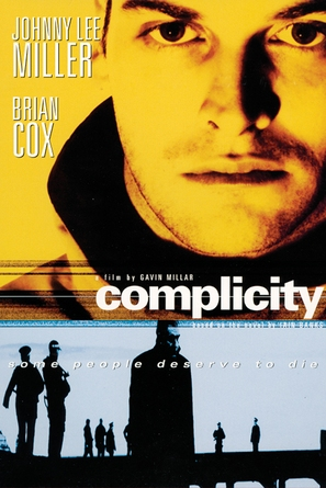 Complicity - DVD movie cover (thumbnail)