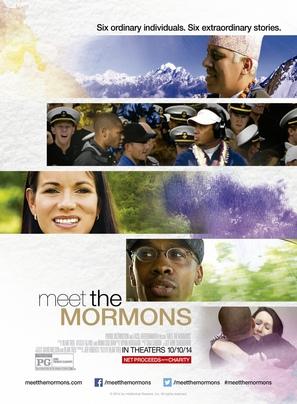 Meet the Mormons - Movie Poster (thumbnail)